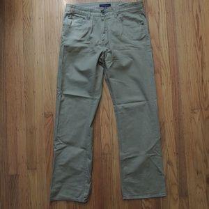 Tommy Hilfiger Beige Khaki Pants Cotton Sz 32